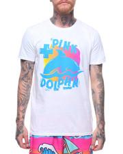 Pink Dolphin - QUAKE SCRIPT TEE-2223702