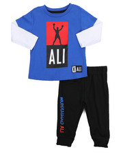 Muhammad Ali - 2 Fer Tee And Pant Set (Infant)-2222202