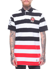 Hustle Gang - Mo Hawk SS Polo-2223640