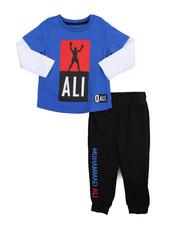 Muhammad Ali - 2-Fer Tee & Pant Set (2T-4T)-2220675