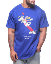 Hustle Gang - S/S Holla Holla Tee (B&T)-2223965