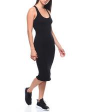 Dresses - S/L Tank Midi Dress-2221666
