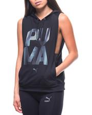 Hoodies - Punch Hood Vest-2223930