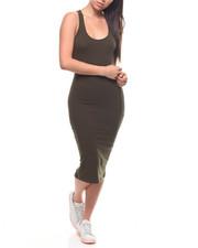 Dresses - S/L Tank Midi Dress-2221670