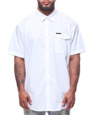 Sean John - S/S Solid Shirt (B&T)-2223991