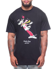 Hustle Gang - S/S Holla Holla Tee (B&T)-2223956