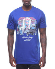 Hustle Gang - the house ss tee-2224162