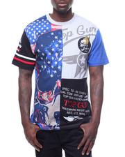 Top Gun - SKULL COLORBLOCK TEE-2224566