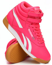 Reebok - Freestyle Hi SU Sneakers-2224371