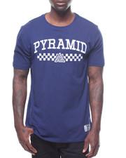 Black Pyramid - Pyramid Checker Tee-2224672