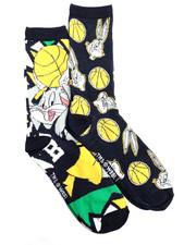 Socks - Bugs Bunny 2 Pack Crew Socks-2221683