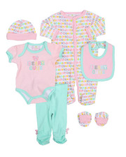 Infant & Newborn - 7 Piece Gift Set (Infant)-2222247