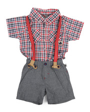 Duck Duck Goose - Novelty Print 2 Piece Set (12-24 Mo.)-2222964