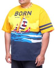 Born Fly - S/S Seaworld Tee (B&T)-2224699