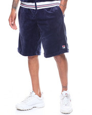 Fila - Cristaudo Velour Shorts-2224051