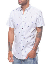 Spring-Summer-M - 4TH OF JULY PARTY S/S WOVEN SHIRT-2225259