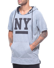 Athleisure for Men - NY BKYLN RAGLAN SS HOODY-2225207
