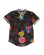 Arcade Styles - All Over Print Baseball Jersey (8-20)-2224428