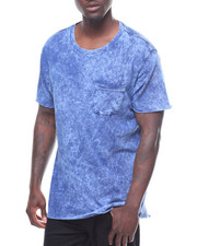 Shirts - Raw Edge Pocket Tee-2225828