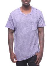Shirts - Raw Edge Pocket Tee-2225814