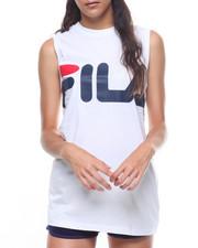 Fila - S/L Sesto Logo Tee-2225351