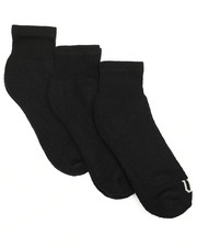 DRJ SOCK SHOP - 3 Pack Quarter Socks-2223363