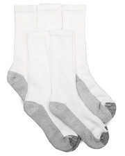 DRJ SOCK SHOP - 5 Pack Crew Socks-2223370