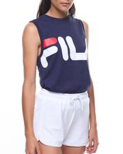 Fila - S/L Sesto Logo Tee-2225356