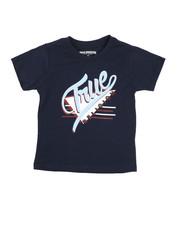 True Religion - True Religion Branded Tee (4-7)-2225464