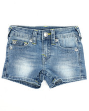 Bottoms - Natural SE Shorts (2T-4T)-2225977