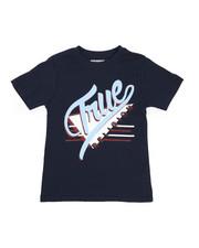 True Religion - True Religion Branded Tee (8-20)-2225474