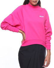 Fila - Summer Solid Fleece Sweatshirt-2224921