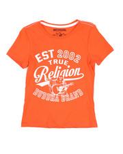 Girls - True Religion Buddha Tee (7-16)-2225876