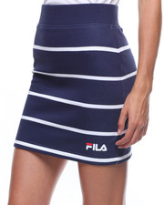Fila - Liri Stripped Skirt-2224897