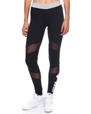 Bottoms - Amara Mesh Insert Legging-2225378