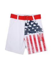 Enyce - Twill Shorts (4-7)-2224556