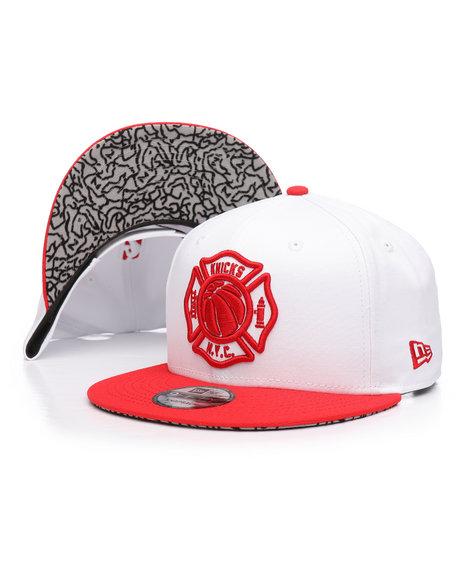 8a2a0790a1552 New Era - 9Fifty Custom New York Knicks City Series Twill Snapback Hat
