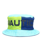 Nautica - Nautica Color Block Bucket Hat-2223378
