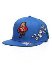 Hustle Gang - Hibiscus Snapback Hat-2225415