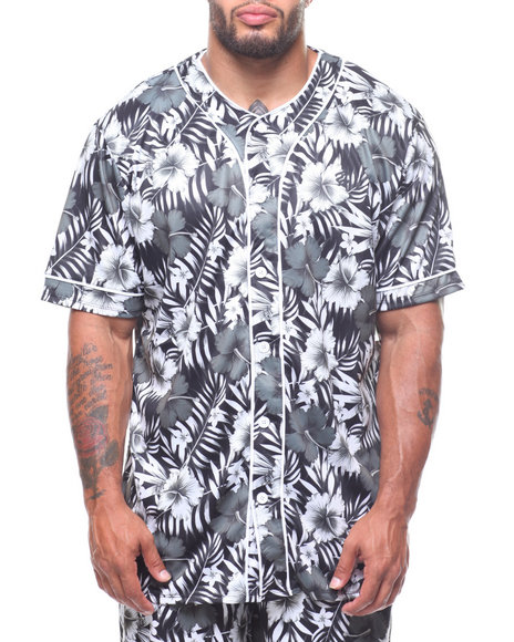Rocawear - Floral Baseball Top (B&T)