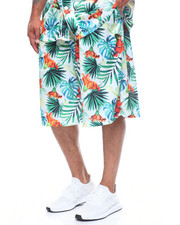 Shorts - Roc Floral Knit Short (B&T)-2225770