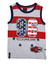 Enyce - Basketball Tank Top (4-7)-2224225