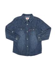 Tops - Creek Barstow Western Shirt (4-7)-2224325
