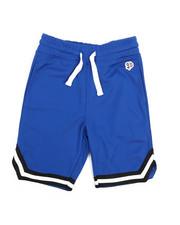 Shorts - Track Shorts/Stripe Taping (8-20)-2224342