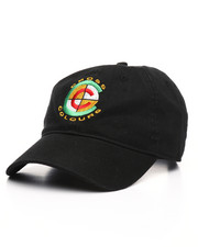 Cross Colours - Cross Colours Hairs Embroidered Dad Cap-2226829