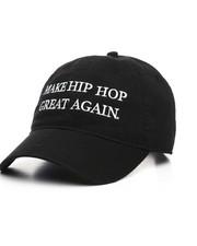 Men - Cross Colours Make Hip Hop Great Again Dad Hat-2226815