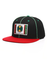 Cross Colours - Cross Colours Soutache Snapback Hat-2226830