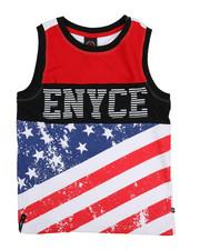 Enyce - Graphic Tank Top (8-20)-2224197