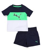 Boys - 2 Piece Tee & Short Set (Infant)-2226206