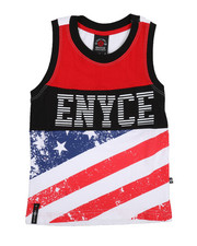 Enyce - Graphic Tank Top (4-7)-2224189